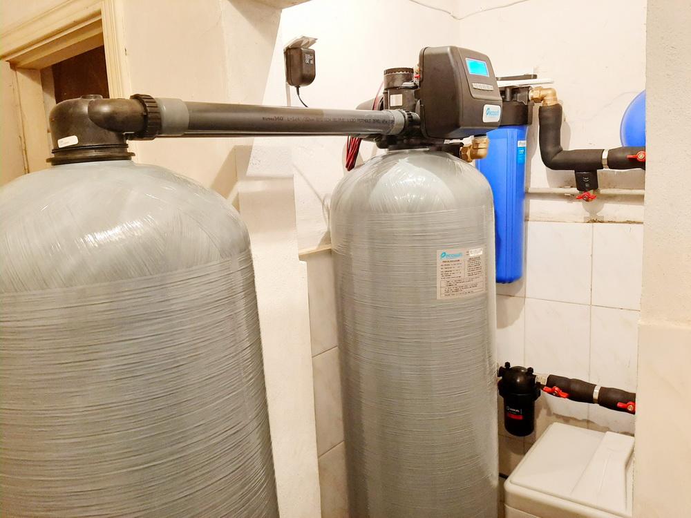 системы очистки воды серии ECOSOFT FK TWIN